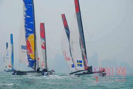 期间举办的海上巡游嘉年华,国际帆船音乐节,国际青少年帆船训练营等