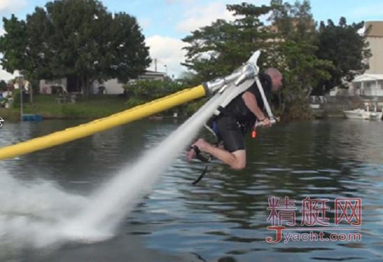 水上飞行器Jetlev