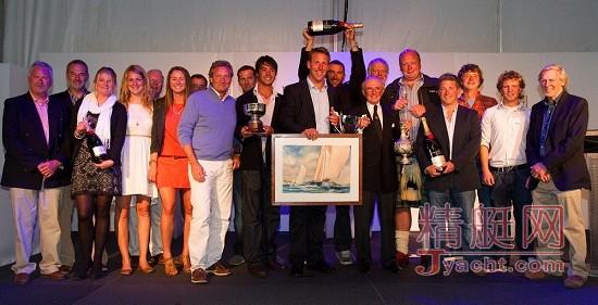 第三届Pendennis杯帆船赛图赏