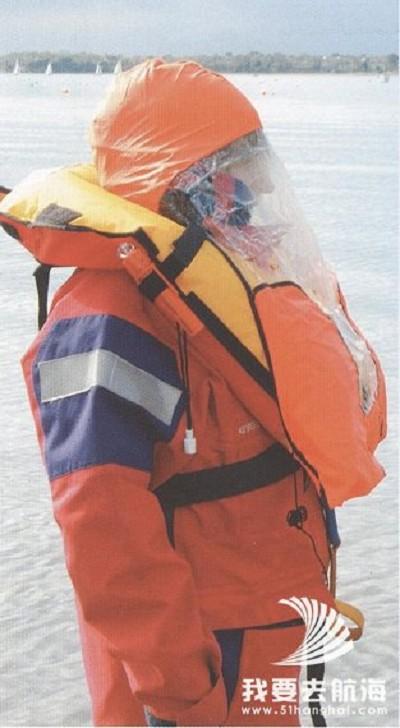 航海救生衣
