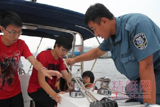 大连帆船游艇培训市场年收益过百万