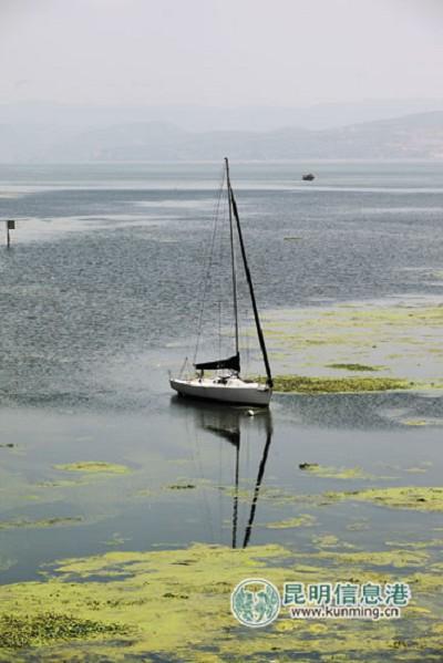 大理洱海帆船运动的困境