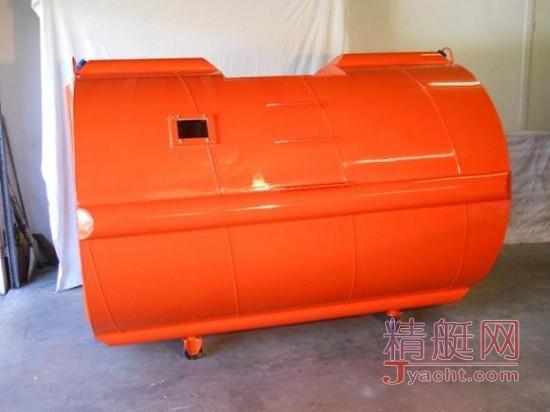 Tsunami Survival Pod(海啸逃生舱,简称TSP)