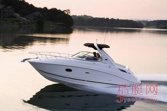 美国产SeaRay 280 SDA游艇