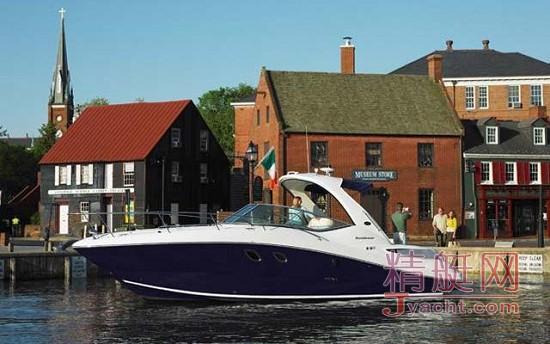 美国产SeaRay 330 SDA游艇