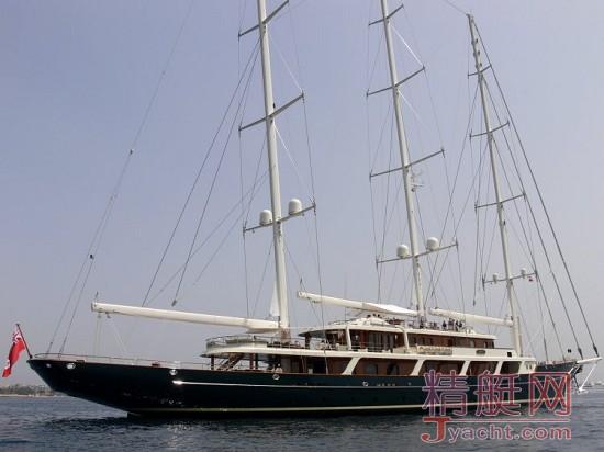 型: 三桅帆船