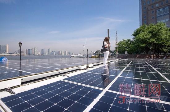 世界最大太阳能游艇:ms