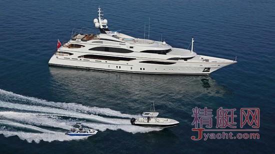 意大利Benetti 56米Jaguar