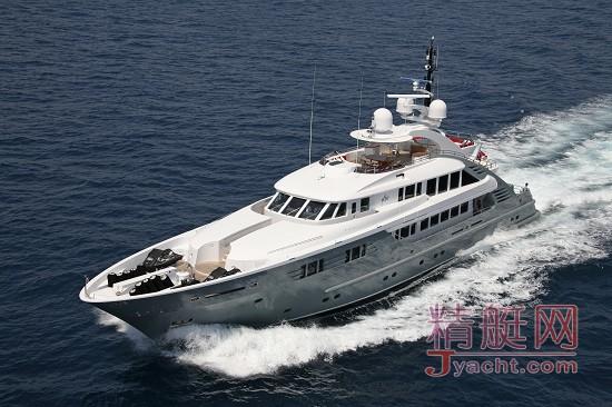 ISA 155尺个性超艇 360°