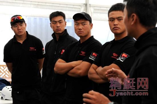 美洲杯中国之队