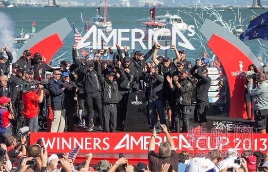美洲杯帆船赛(America's Cup)