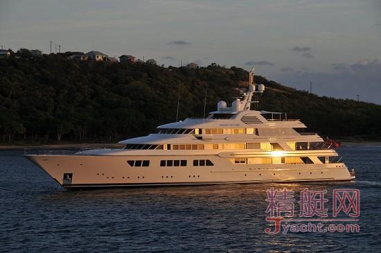 Feadship 76米Ocean Victory