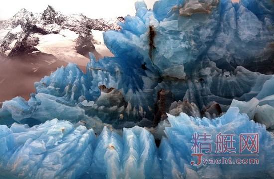冰川绝景:美得令人窒息