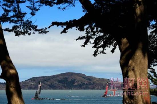 新西兰 掠影/第34届美洲杯帆船赛新西兰酋长队绝对优势领先