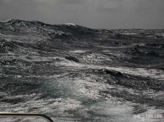 橫跨半球,我在海上逍遙的日子