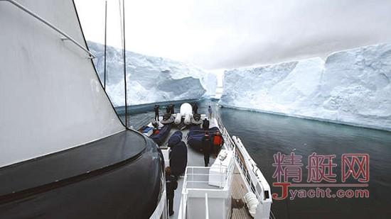 超级游艇在极端条件下如何备战航行