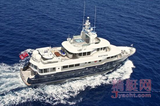 31米机动艇Beothuk