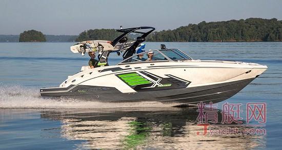 欧尼尔游艇(OMNIA Marine)美国Chaparral(查帕拉尔)Xtreme(超炫滑水快艇系列)244 XTR