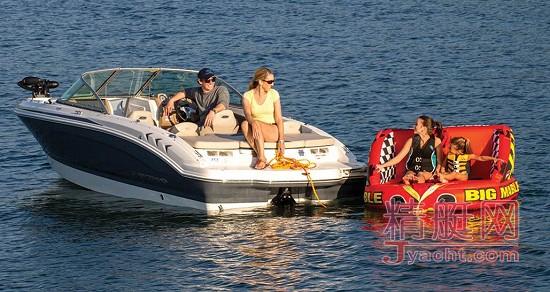 欧尼尔游艇(OMNIA Marine)美国Chaparral(查帕拉尔)H20(水精灵系列)19 SF