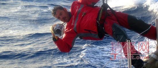 你够坚强吗?沃尔沃环球帆船赛东风队招募随船记者