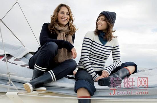 让全球男人励志的女航海家——莫德·芬特尼