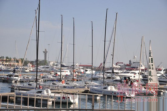 百余个游艇品牌亮相 第12届青岛国际航海博览会