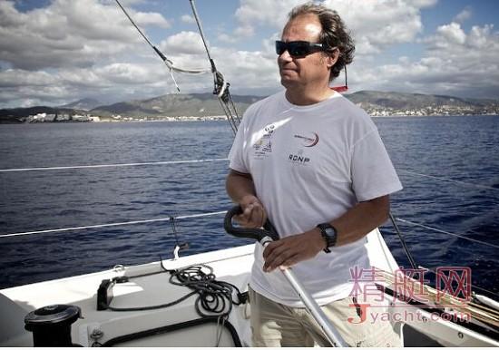 摄影师Jesús Renedo:帆船是探索大海秘境的钥匙