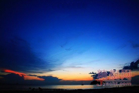 普吉岛阿曼布里度假村——与世无争
