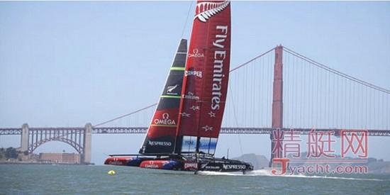 旧金山退出2017年美洲杯帆船赛举办权角逐