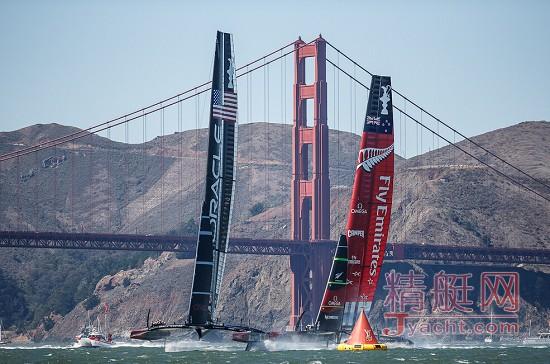 Abner Kingman,2013年最佳帆船赛照片(Yacht Racing Image of the Year)