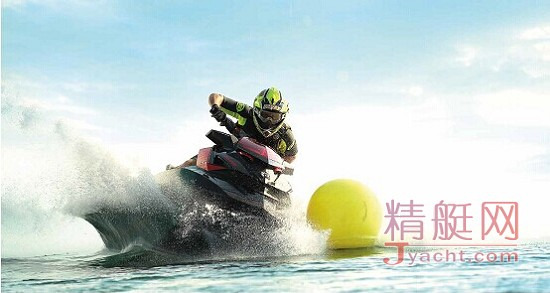 BRP庞巴迪SPARK水上摩托艇成为本季最酷流行配饰