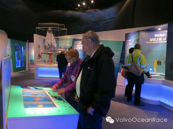 沃尔沃环球帆船赛博物馆开馆