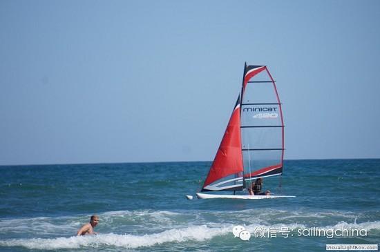 可以背回家的双体帆船-助你实现航海梦想