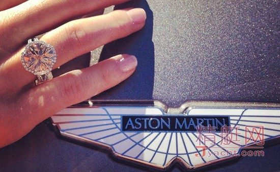 壕无界限——阿斯顿马丁也出高级珠宝