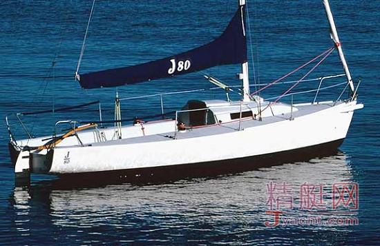 J/80级 帆船