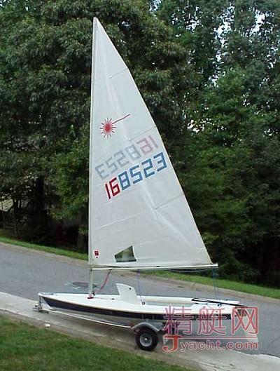 Laser(激光级)帆船