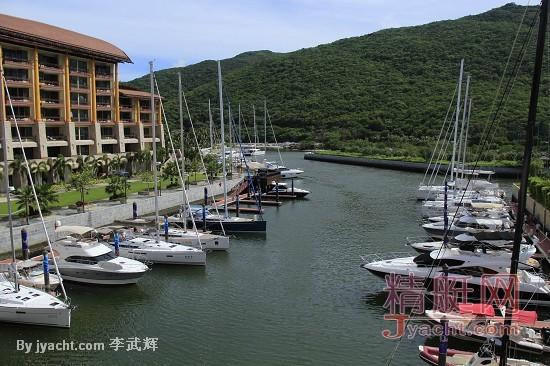 中国游艇俱乐部码头详解(三亚篇)
