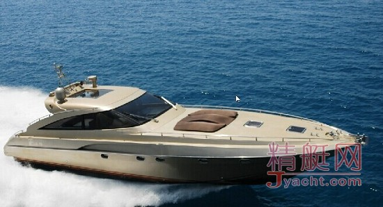 意大利高速喷水运动游艇--AB58