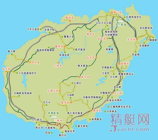 景区地图标志符号