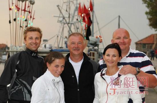 走进波兰品质典范Galeon(加勒王)游艇