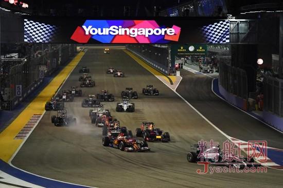 博星64携玛莎拉蒂等意大利顶级品牌助威新加坡f1大奖赛