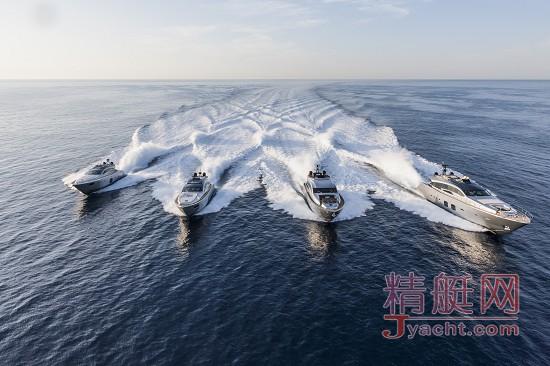Pershing游艇|博星游艇