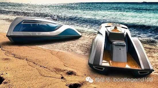 上天入海无所不能,看看超级游艇的超级玩具都有啥花样(一:接应艇篇)