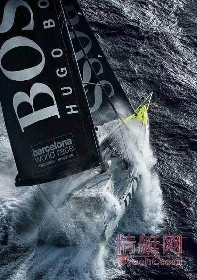 """环球航海的""""帆船""""并非大家理解的竞技类帆船"""