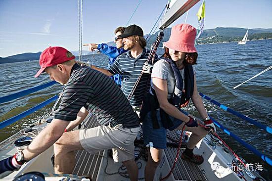 """对于每次第一次上帆船的人""""帆船到底玩什么?"""""""