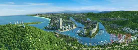 三亚鸿洲国际游艇会码头三亚港
