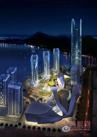 三亚鸿洲国际游艇会三亚港