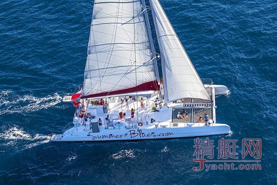 枫丹白露:法国双体船顶尖品牌
