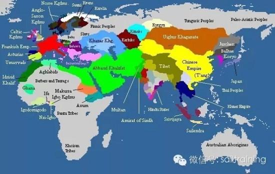 罗马人打败了迦太基之后,统一了整个地中海,地中海成为当时罗马帝国的图片