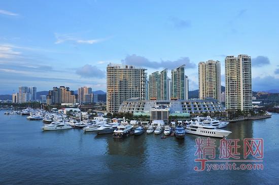 鸿洲国际游艇会VIP码头